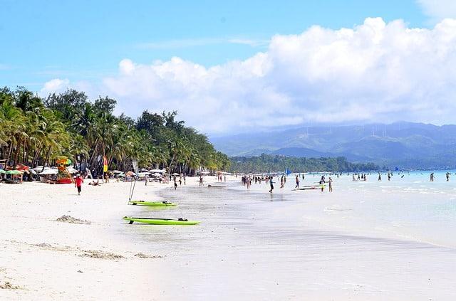 beach philippines