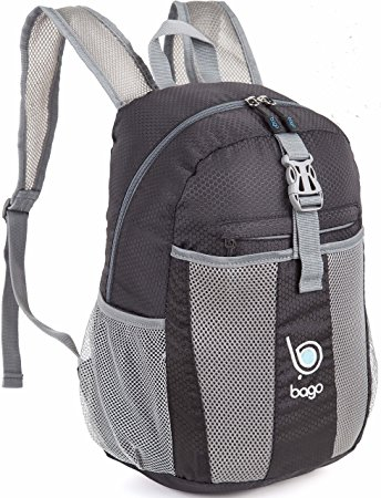 Bago Lightweight Waterproof Collapsible Rucksack