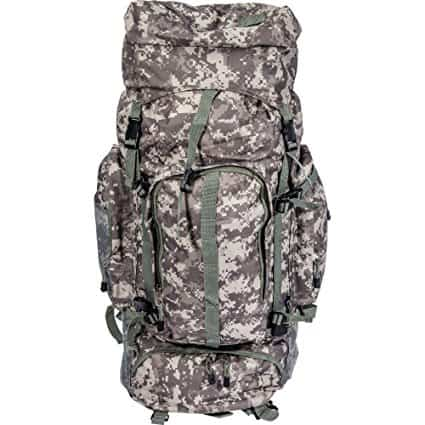 Extreme Pak Dgt Camo Mountaineers Backpack – Best Value