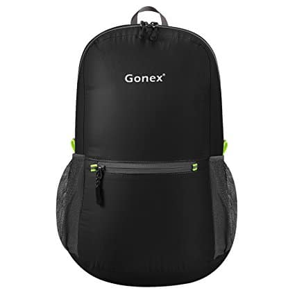 Gonex Ultra Lightweight Packable Hiking Backpack/Daypack