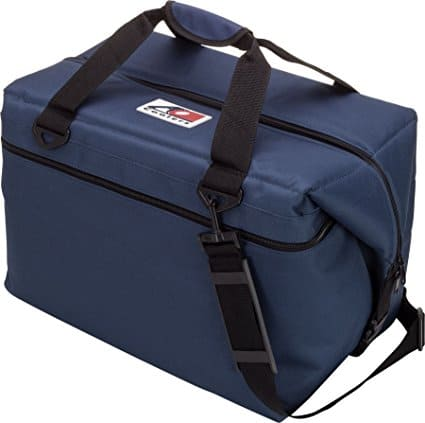 AO Coolers Canvas Soft Cooler with High-Density Insulation