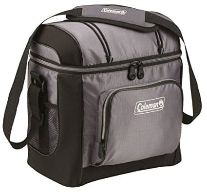 Coleman 16-Can Soft Cooler With Hard Linero