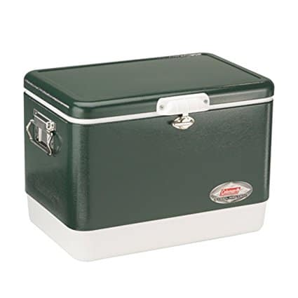 Coleman 54 Quart Steel Belted Coolero