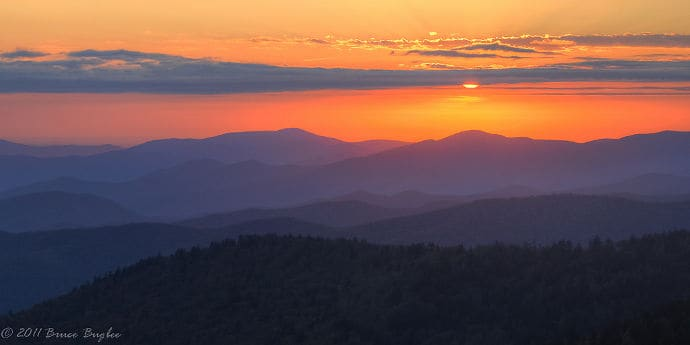 Watch-the-Sunset-from-Clingmans-Dome