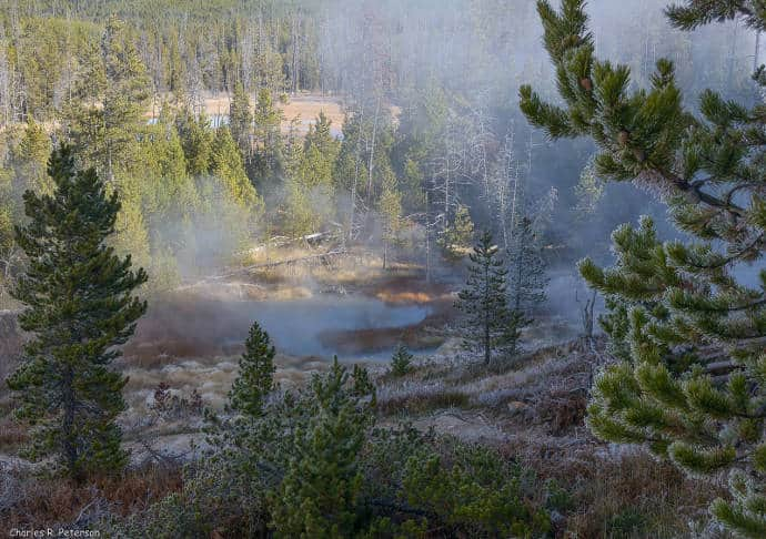 Thermal-Pool-Yellowstone