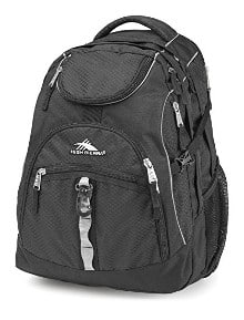 High Sierra Access Backpack- More Affordable Option