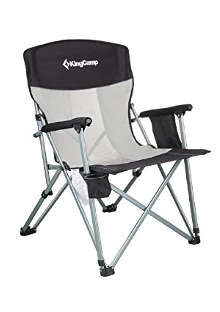 KingCamp Folding Chair – ultimate comfort for every occasion