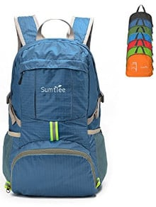 Sumtree 35L Ultra Lightweight Foldable Packable Backpack