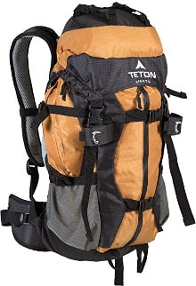 TETON Sports Summit 1500 Ultra Light Internal Frame Backpack