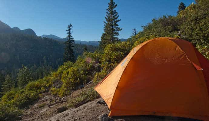 Tent-on-a-Rocky-Cliff