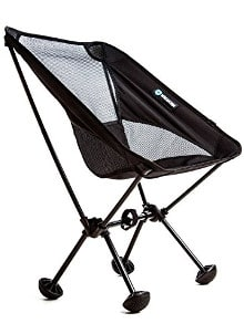 Terralite Portable Camp / Beach Chair by WildHorn Outfitters