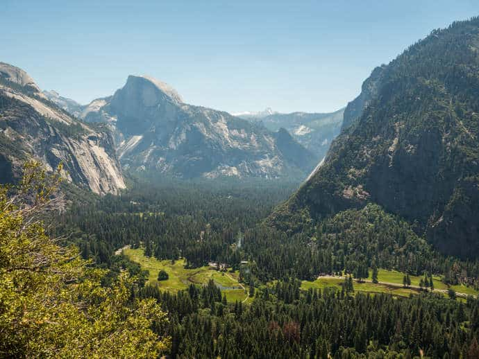 Yosemite-National-Park-summer2