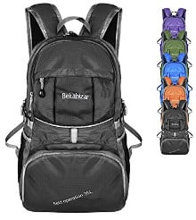 Bekahizar Foldable Backpack