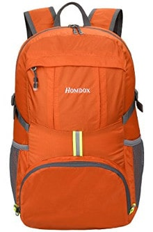 Homdox 35L Ultra Lightweight Hiking Daypack