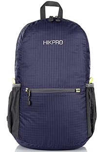 HIKPRO #1 Rated Ultra Lightweight Packable Backpack for Men and Women