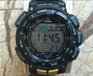 Casio Path Finder