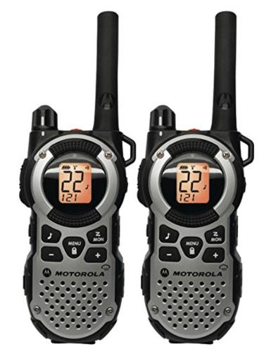 Motorola Consumer Radios MT352R FRS Weatherproof