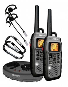 Uniden Submersible 50 Mile FRS:GMRS