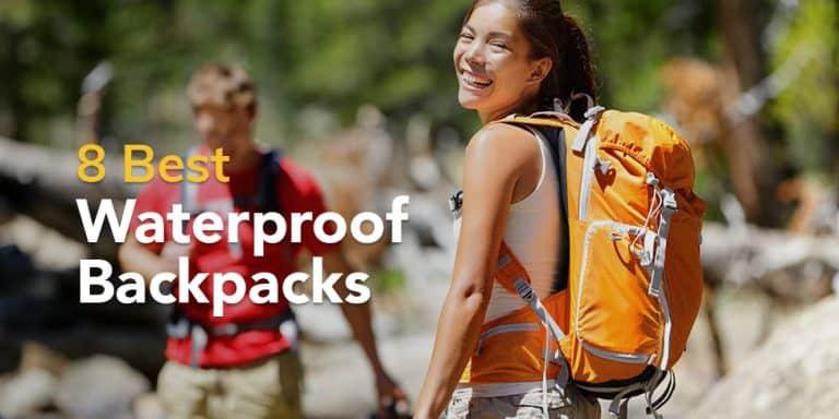 8 Best Waterproof Backpacks Reviews