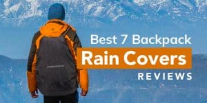 Best 7 Backpack Rain Covers Reviews