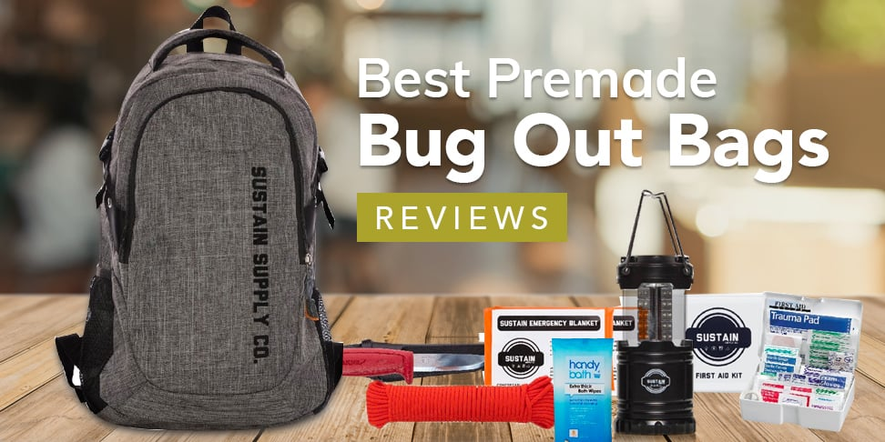 Best Premade Bug Out Bags Reviews