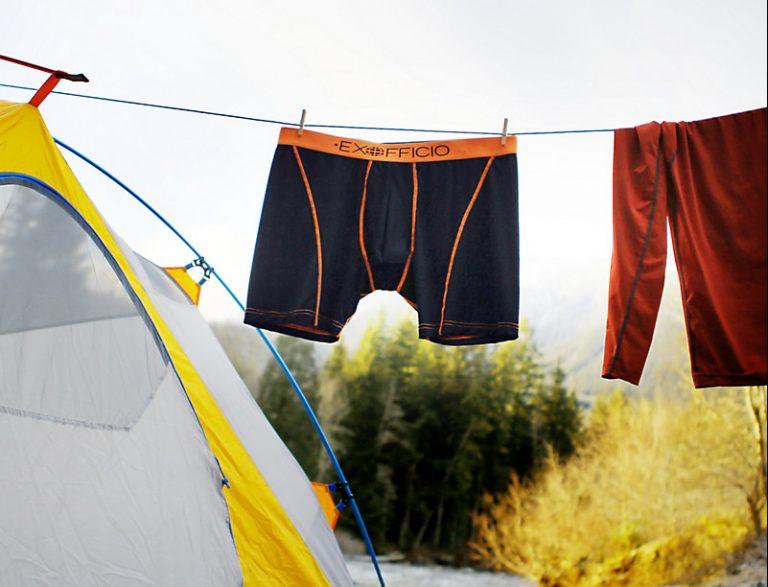 underwear for hiking