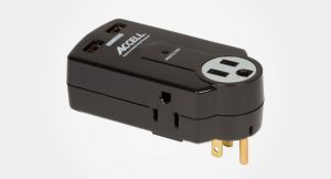 Accell 3-Outlet Travel