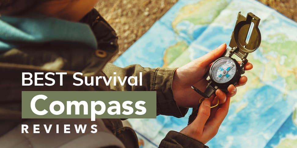Best Survival Compass Reviews