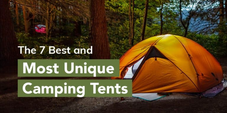 The 7 Best and Most Unique Camping Tents