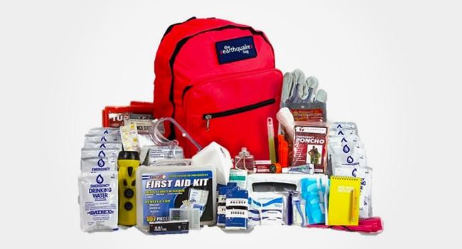 The Earthquake Bag Complete 2-3