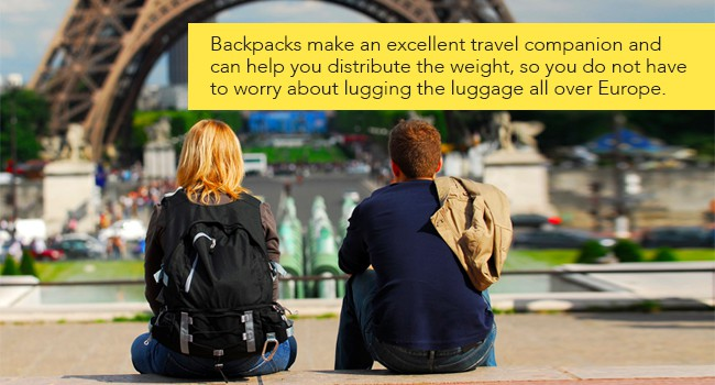 Backpacks Europe