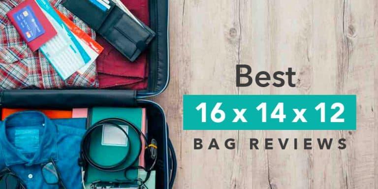 Best 16x14x12 Bag Reviews