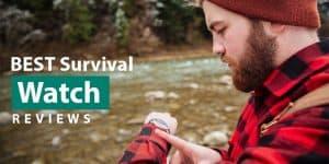 Best Survival Watch Reviews