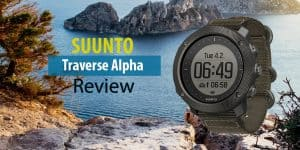 Suunto Traverse Alpha Review
