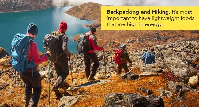 backpacking-hiking