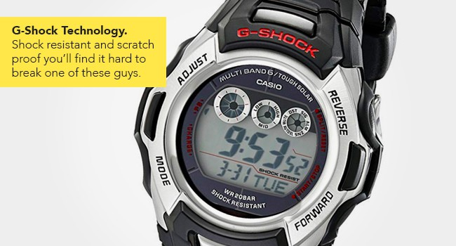 G-Shock-technology
