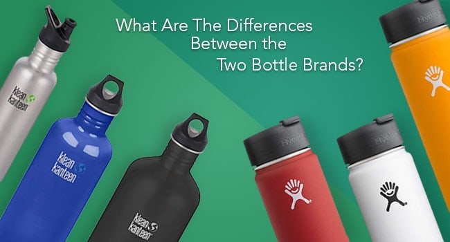 What Are The Differences Between the Two Bottle Brands