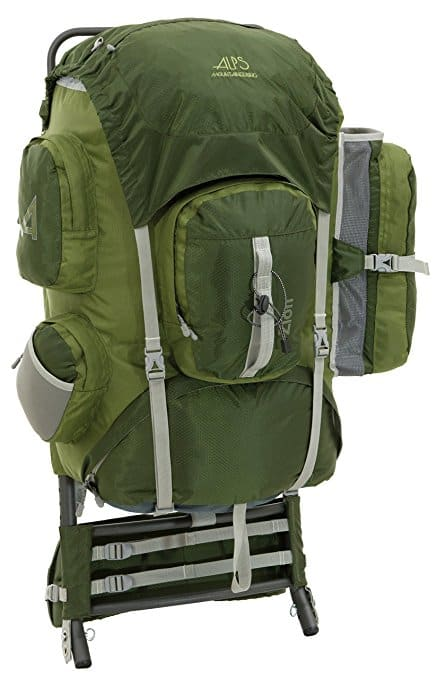 What are the Best External Frame Backpacks? - Live Once Live Wild