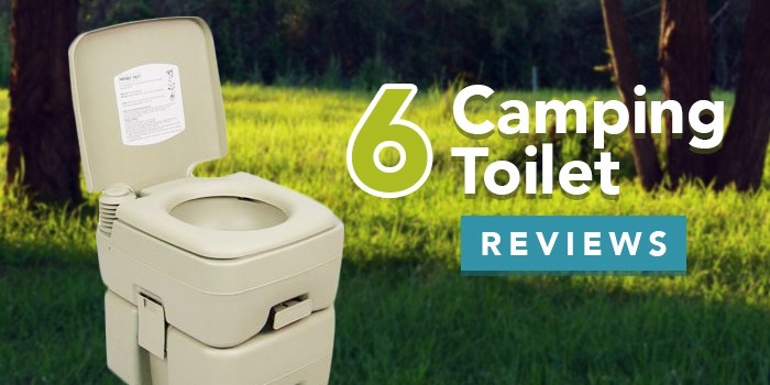 6 Best Camping Toilet Reviews (Portable & Easy!)