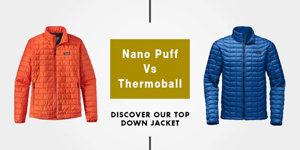 Nano Puff Vs Thermoball Which Won The Battle Live Once Live Wild