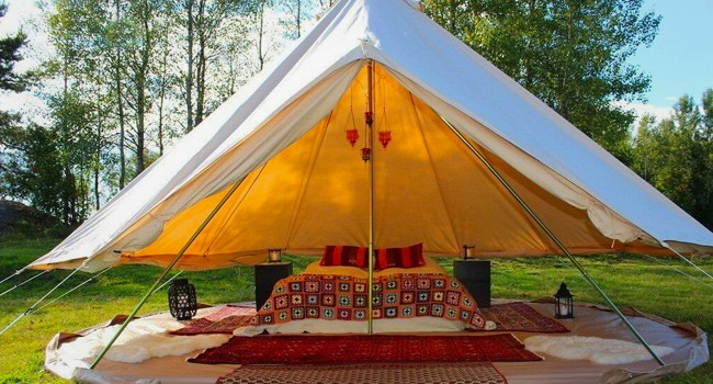huge selection of f9489 4f29b Best Teepee Tents for Camping [Comparison And Buyer Guide]