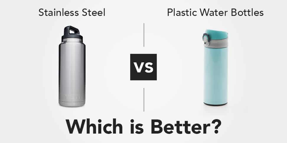 Stainless Steel vs Plastic Water Bottles: Which Is Better ...