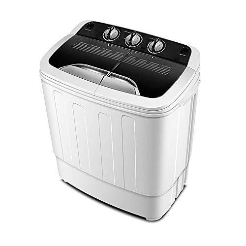 Do Mini Portable Compact Twin Tub Washer and Dryer
