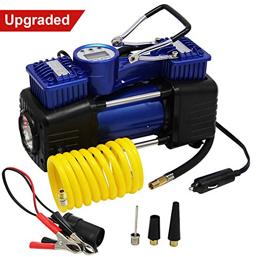 Forup Dual Cylinder Air Compressor Pump
