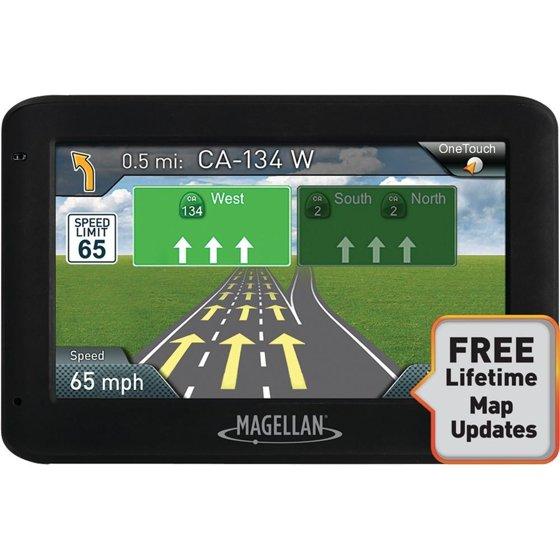 Magellan Roadmate Portable GPS Navigator