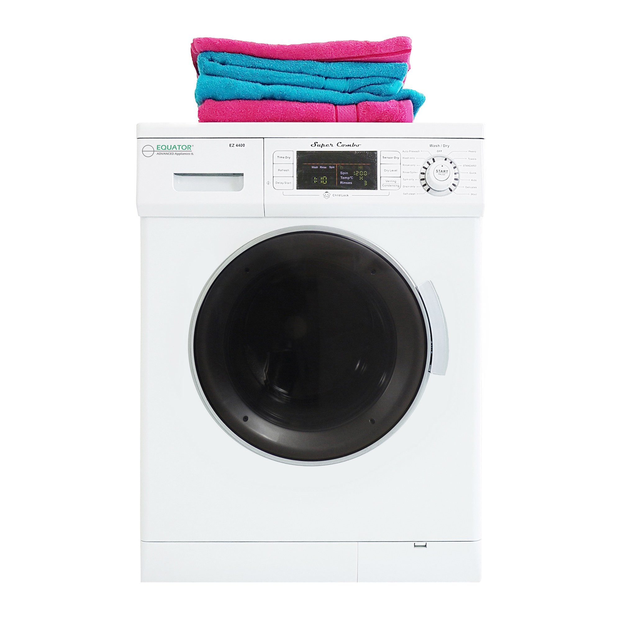 Sekido All in One Front Load Compact Combo Washer Dryer