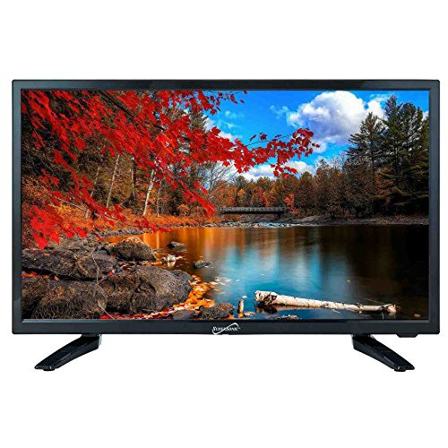 SuperSonic 1080p LED Widescreen HDTV