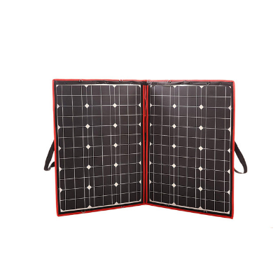Dokio 100 Watts 12 Volts Monocrystalline Foldable Solar Panel