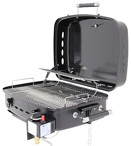 Flame King RV Mounted BBQ Gas Grill