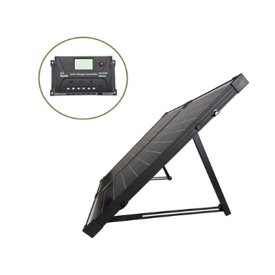 HQST Polycrystalline Portable Foldable Solar Panel Suitcase